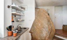 Cucina e roccia