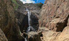 Cascata Sa Spendula, Villacidro, Sardegna