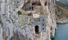 Porto Flavia Masua Costa Ovest Sardegna