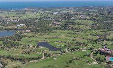Golf Club Is Molas con 27 buche e vista mare