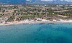 Is Suergius, Agumu, Spiaggia, Pula