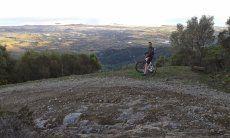 Escursione in bici a Pula