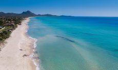 Spiaggia di sabbia Costa Rei