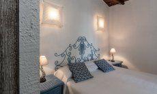 Camera da letto doppia Villetta Quattro Costa Rei