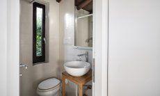 Bagno con doccia Villetta Quattro Costa Rei