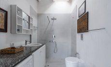 Bagno con doccia Casa 1 Sant'Elmo