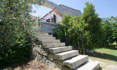 Scala al giardino  Casa 20, Sant Elmo