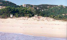 Posizione della spiaggia