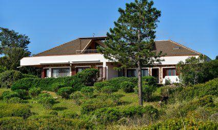 Profilo della villa
