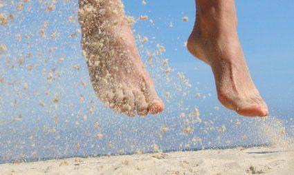 Sport sulla spiaggia