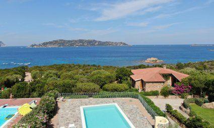 Villa Maestrale, Cala Ginepro, Nord Sardegna