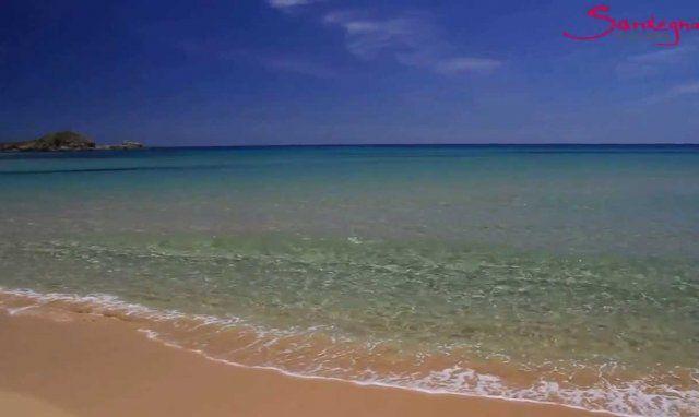 Video Spiaggia di Su Giudeu