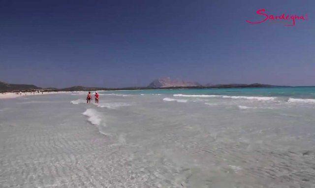 Video Spiaggia La Cinta, San Teodoro
