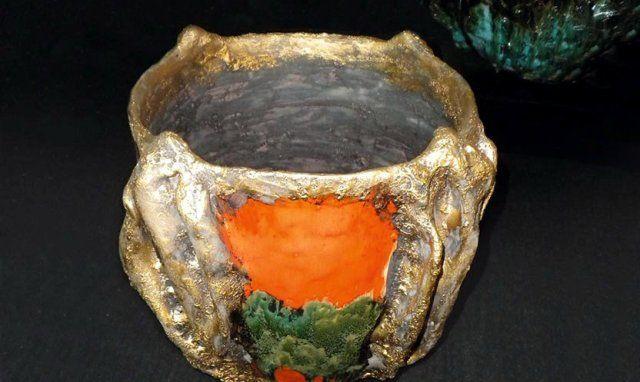 Brief aus Sardinien Keramik der Emilia Palomba