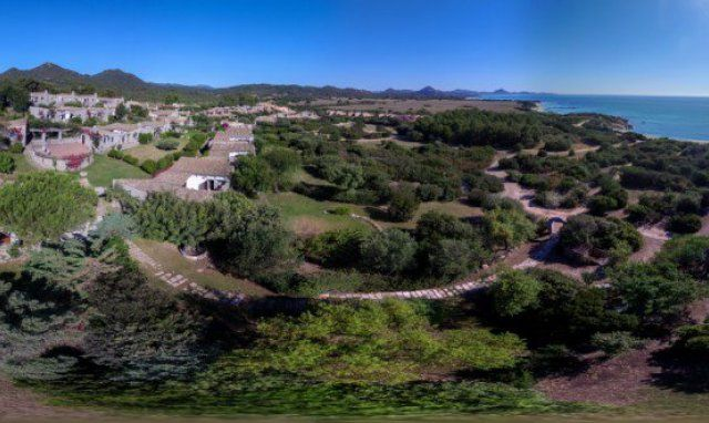 Panorama 360° Costa Rei - Condominio Sant Elmo